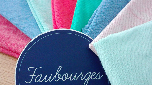 Le cycle de production Faubourges