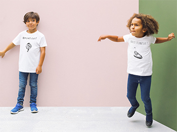T-shirts et sweats Enfants